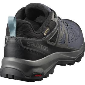 Salomon X Radiant GTX Shoes Women Graphite/Magnet/Trellis